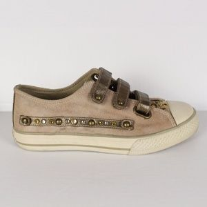 Kathy Van Zeeland Ellen Shoes Size 8 Womens Bronze